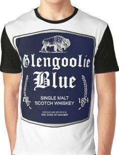 Glengoolie Blue Graphic T-Shirt