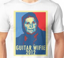 Guitar Wifie for President 2012 Unisex T-Shirt