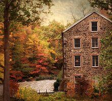 Olde Stone Mill by Jessica Jenney