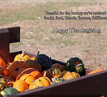 Happy Thanksgiving by WalnutHill