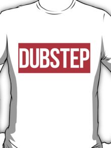 Dubstep (Red) T-Shirt