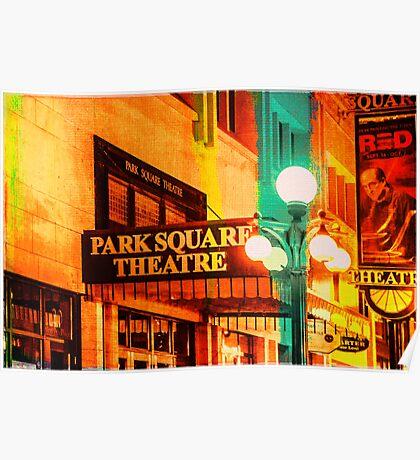 Park Square Theatre  Poster