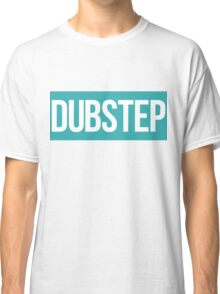 Dubstep (Teal) Classic T-Shirt