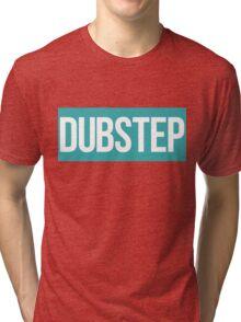 Dubstep (Teal) Tri-blend T-Shirt