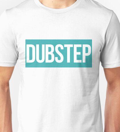 Dubstep (Teal) Unisex T-Shirt