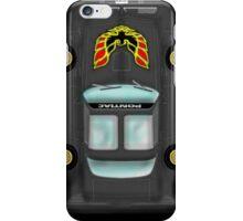 Smokey and the Bandit- Pontiac Firebird (zoom to open) iPhone Case/Skin
