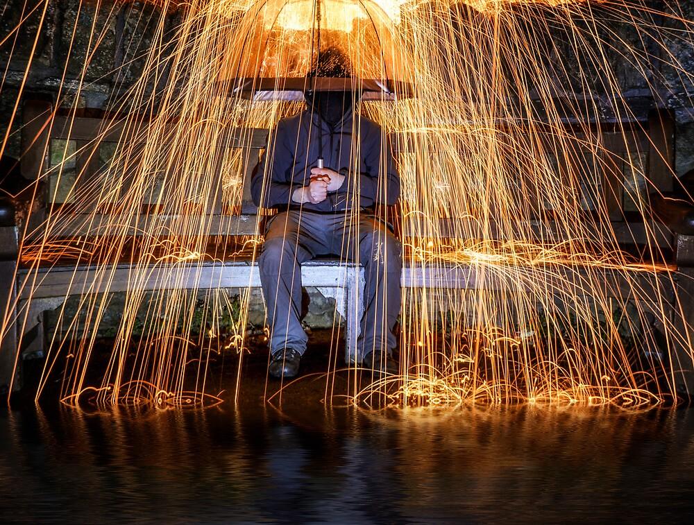 The Umbrella Man by Don Alexander Lumsden (Echo7)