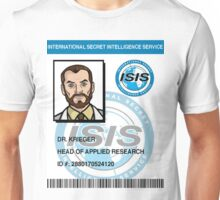 Dr. Krieger Unisex T-Shirt