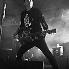Tom DeLonge of Angels and Airwaves by HoskingInd