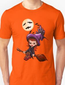 Witching you Happy Halloween Unisex T-Shirt