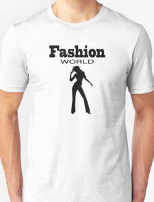 FASHION WORLD Unisex T-Shirt