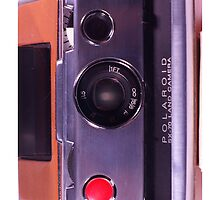 Classic Polaroid SX-70 Instant Camera iPhone Case by Framerkat