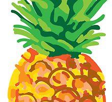 pineapple by alexwein