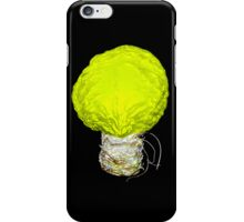 A Bright Idea About Cabbage iPhone Case/Skin