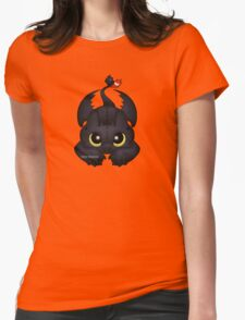 Pounce Womens Fitted T-Shirt