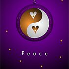 PEACE by jewd barclay