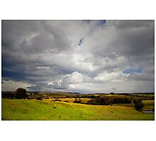 Southern Highlands Storms Photographic Print