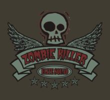 Zombie Killer Elite by David Ayala