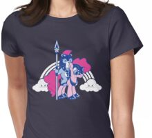 Care-a-Lot Knight Womens Fitted T-Shirt