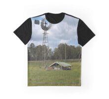 Mt Tamborine Countryside Graphic T-Shirt