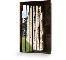 Port Arthur Penitentiary, Tasmania Greeting Card