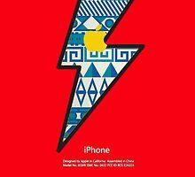 Aztec Thunderbolt No.2 by jressi