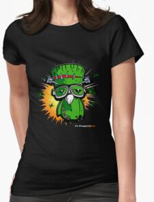 EL PENGUINSTEIN Womens Fitted T-Shirt