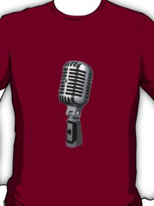 Shure 55 Classic Vintage Microphone  T-Shirt