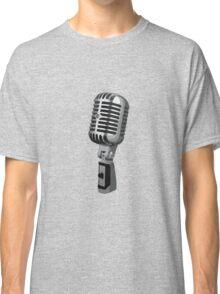 Shure 55 Classic Vintage Microphone  Classic T-Shirt