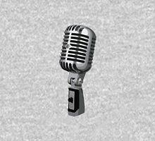 Shure 55 Classic Vintage Microphone  Hoodie