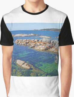 Anchored in Clear Water Graphic T-Shirt