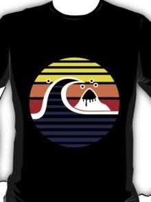 Quiksilver - RETRO logo T-Shirt
