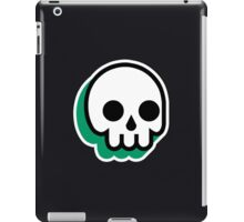 Salty Skulls Main Logo iPad Case/Skin
