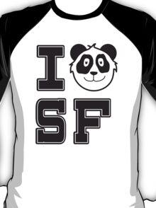 I Panda San Francisco T-Shirt