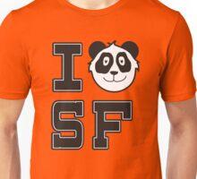 I Panda San Francisco Unisex T-Shirt