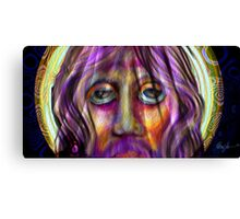 Christ. by Alma Lee Canvas Print