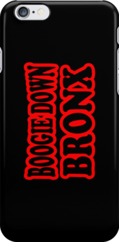 Boogie Down Bronx by forgottentongue