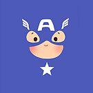 Captain America by Ariane Iseger