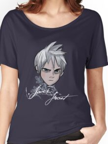 Jack Frost Headshot Women's Relaxed Fit T-Shirt