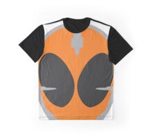 Kamen Rider Face Graphic T-Shirt