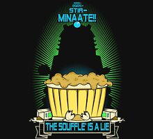 The Souffle' Is A Lie (eggggsTERMINATE!) Unisex T-Shirt