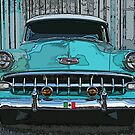 Latino Chevrolet Street Cruiser by Samuel Sheats