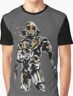 Kamen Rider Ghost Paint Graphic T-Shirt
