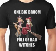 Bad Witches Unisex T-Shirt