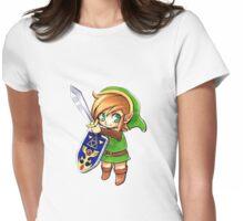Link - Legend of Zelda Womens Fitted T-Shirt