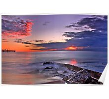 Port Noarlunga Boatramp Poster