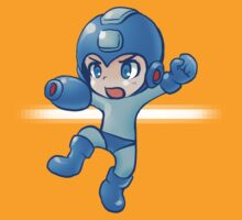 Megaman by StudioMarimo