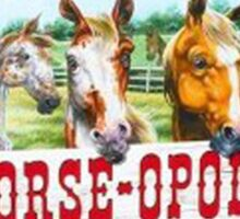Horseopoly Sticker