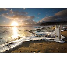 Scarborough Seascape Photographic Print