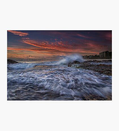 Rush Photographic Print